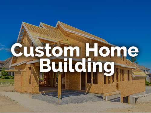Custom Home Building - Sunview Homes
