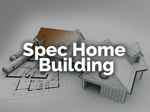 Spec Home Building - Sunview Homes